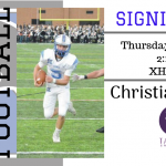 Christian Severt Commits To Taylor University For Football