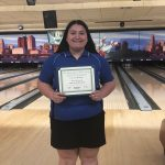 Caity Moody Places 6th At OHSAA State Bowling Championships