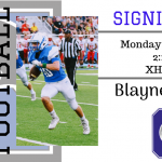 Blayne Dudley Commits To Capital University For Football
