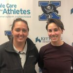 March Is National Athletic Training Month: Thank You Sarah And Tyra