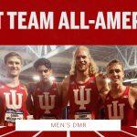 Daniel Michalski Earns First Team All-American Honors