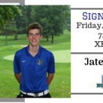 Jate Bradley Signing With Notre Dame College To Play Golf