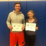 Warren Mahar And Alexis McClelland Win Archie Griffin Sportsmanship Awards