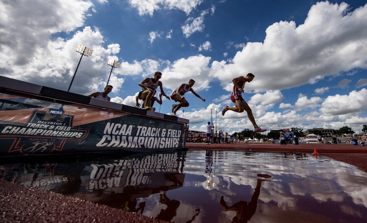 Daniel Michalski Qualifies For NCAA Finals In The 3000M Steeplechase