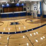 Xenia High School Gym Gets A New Look