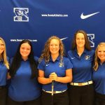 Girls Golf Team Shatters School Record With 162 Vs Northmont