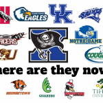 Where Are They Now:  Xenia Athletes Playing In College
