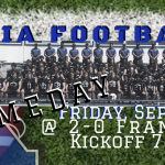 Week 3 Football: Xenia At Franklin Important Game Information