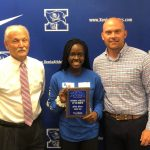 Calli Jones Named Student-Athlete Of The Month