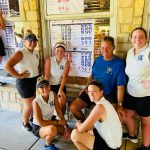 Girls Golf Qualifies For Districts