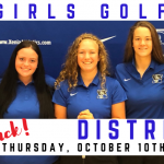 Girls Golf Team Set To Compete At Districts