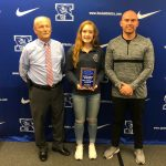 Haley McManus Named Student-Athlete Of The Month