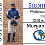 Morgan Huffman Signs With Clark State