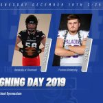 National Signing Day 2019 Xenia High School