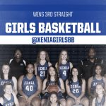 Girls Basketball Wins 3rd Straight