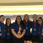Girls Bowling Wins Baker Bash Tournament