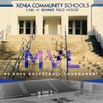 Xenia To Host MVL Boys MS Basketball Tournament