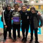 Boys Swimmers Advance To Districts In Three Events