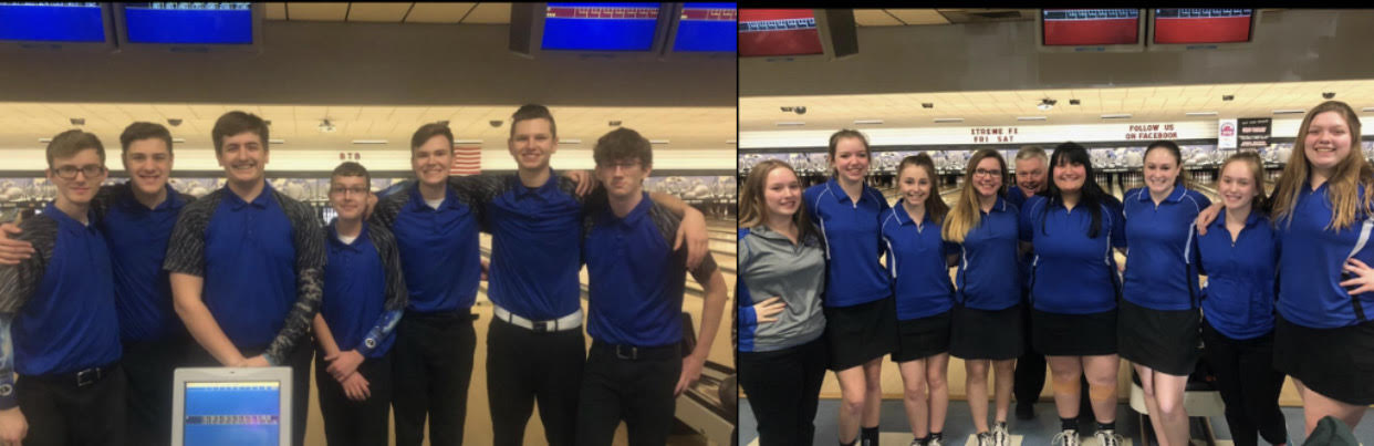 Boys And Girls Bowling Teams Qualify For Districts