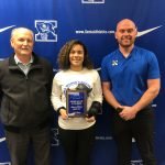 Alyssia Echols Named Mike Reed Edward Jones Student-Athlete Of The Month