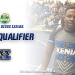 Desmond Diggs Qualifies For State