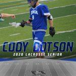 Senior Spotlight: Cody Dotson