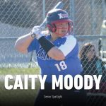 Senior Spotlight: Caity Moody