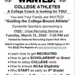 Dynamite Sports Offering Free Recruiting Seminar Tonight At 7:30pm