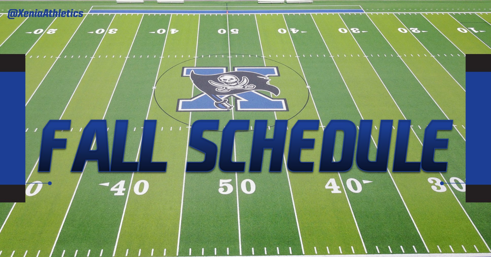 New MVL Only Fall Sports Schedule Released