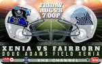 Xenia vs Fairborn Varsity Football Game To Have FREE Live Streaming