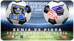 Xenia vs Piqua Varsity Boys Soccer Live Streaming Tonight 7pm