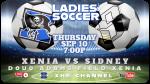 Xenia vs Sidney Varsity Girls Soccer Live Streaming