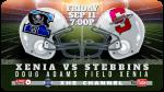 Week 3 Varsity Football Xenia vs Stebbins Live Streaming Link