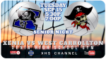 Volleyball Senior Night vs West Carrollton To Be Streamed Live