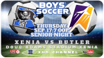 Boys Varsity Soccer Senior Night vs Butler To Be Streamed Live