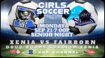 Girls Soccer Senior Night vs Fairborn To Be Live Streamed