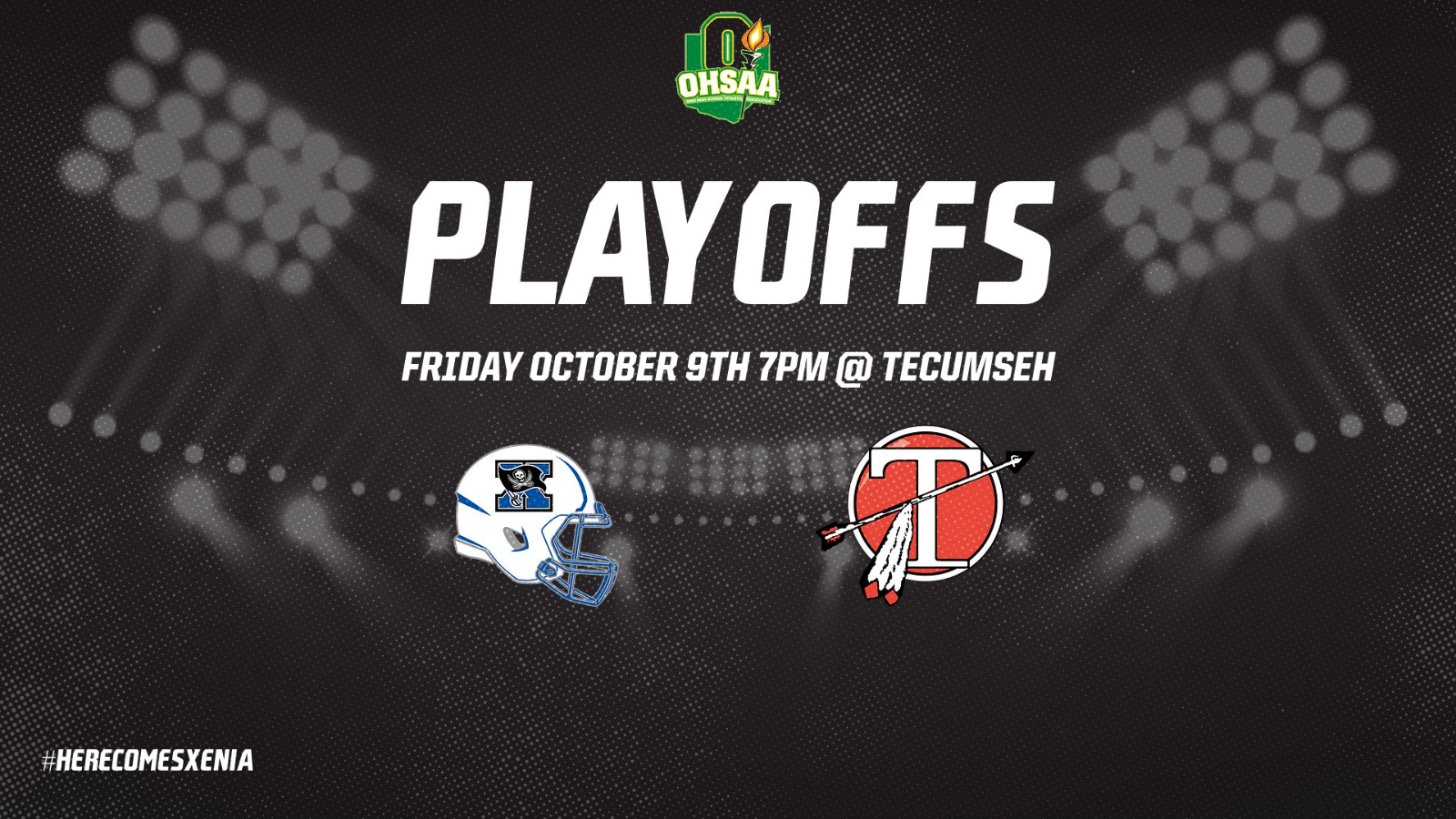 OHSAA Football Playoff Pairings Announced