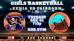 Girls Varsity Basketball vs Fairborn Live Streaming Link