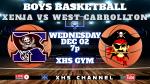 Boys Varsity Basketball vs West Carrollton Live Streaming Link