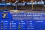 Xenia Athletics Weekly Schedule December 7-12