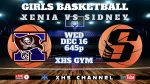 Girls Varsity Basketball vs Sidney Live Streaming Link