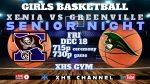 Girls Varsity Basketball vs Greenville Live Streaming Link