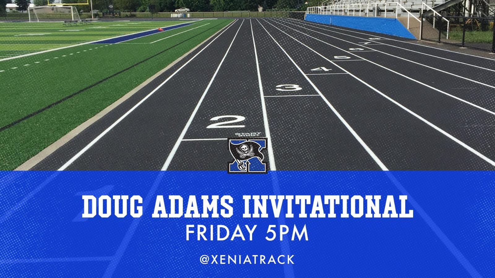 Xenia Set To Host Doug Adams Invitational Friday