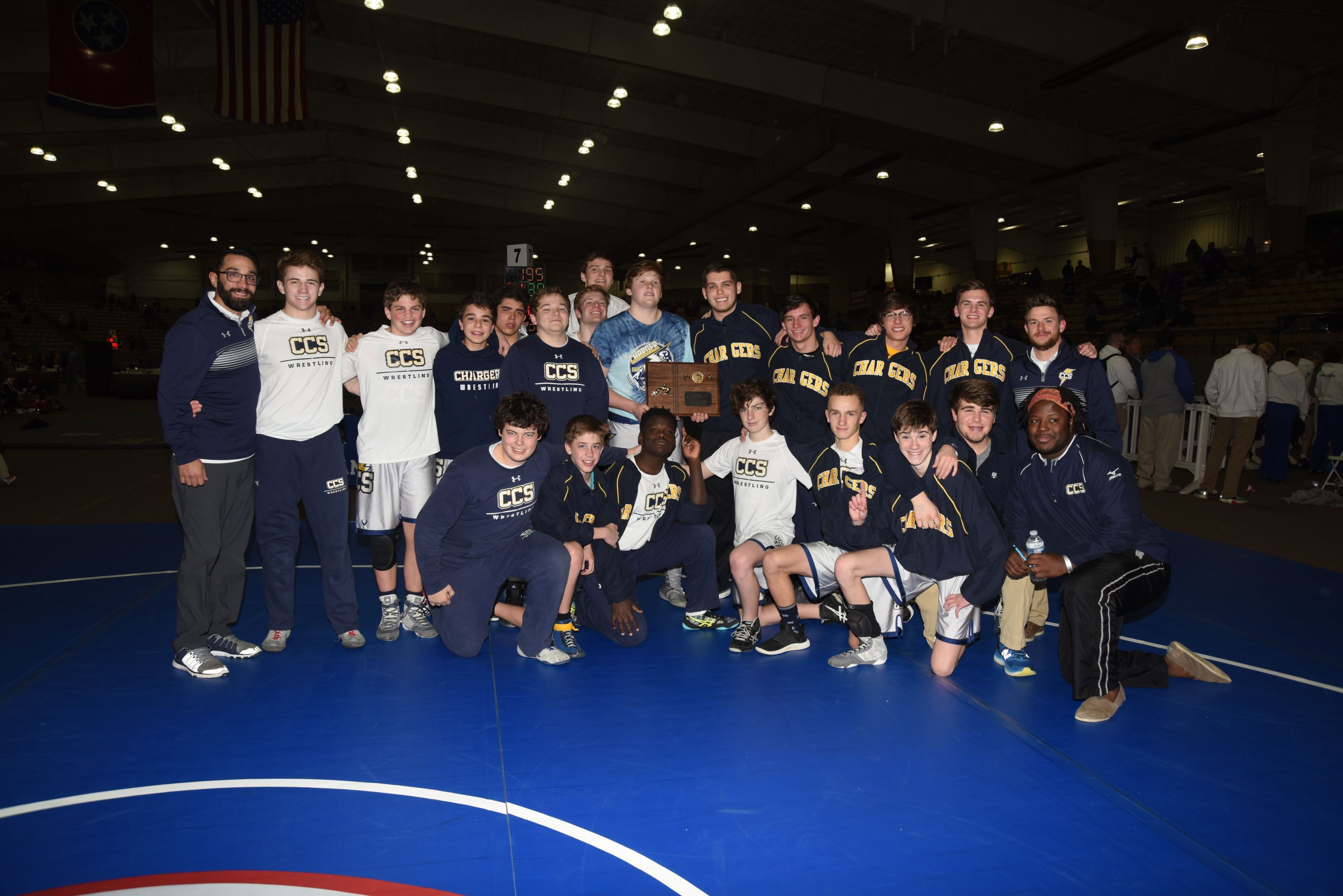 CCS Wrestlers Heading to State