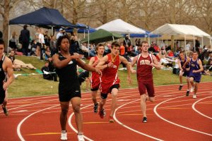 Track & Field 2011 – Davis Meet