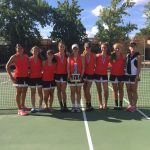 Miners Girls Tennis Strikes Gold at St. George Invitational