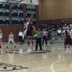 Park City High School Boys Varsity Basketball falls to Highland High School 41-67
