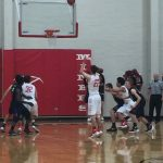 Park City High School Boys Varsity Basketball falls to Tooele High School 41-55
