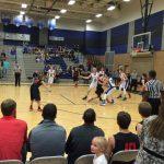 Park City High School Boys Varsity Basketball falls to Stansbury High School 39-56