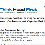 Concussion Baseline Testing at PCHS Friday, March 4th